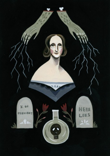 Mary Shelley - Literary Witches
